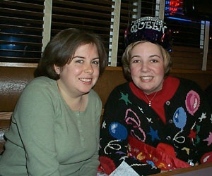 Allison and Alicia