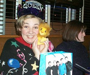 Allison's Mini Simba