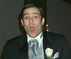 Derek shares his excitement!