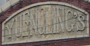 Yuengling Brewery Sign