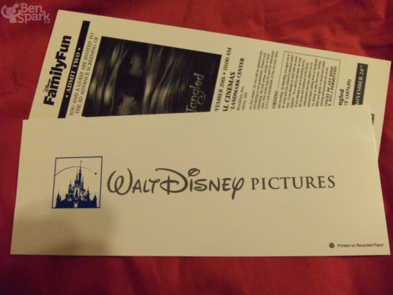 Tangled Tickets