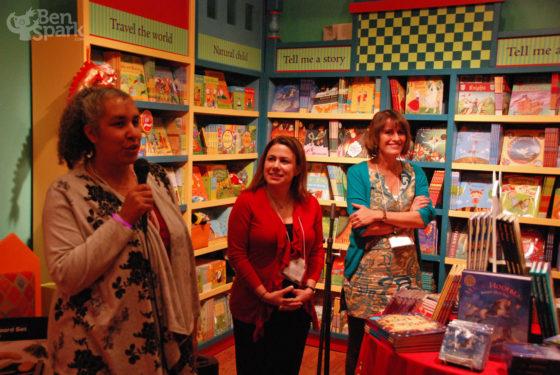 Boston Parent Bloggers Launch Party