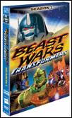 Transformers: Beast Wars DVD Season 1