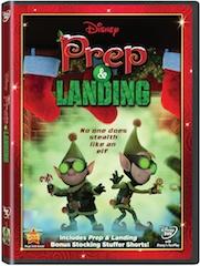 Prep And Landing on DVD November 22, 2011