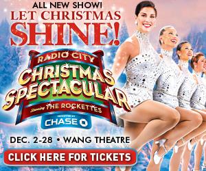Radio City Christmas Spectacular Starring WORLD-FAMOUS ROCKETTES®