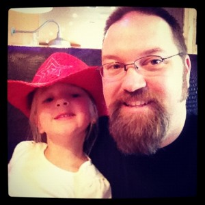 Me and My Little Cowgirl