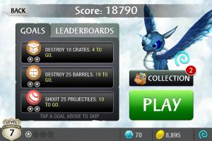 Skylanders: Cloud Patrol Screenshot