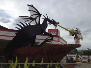 Prince Philip vs the Dragon