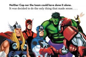 Avengers Origins: Assemble! from Marvel Reads