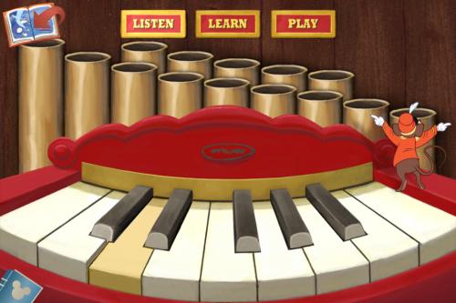 Play the Calliope