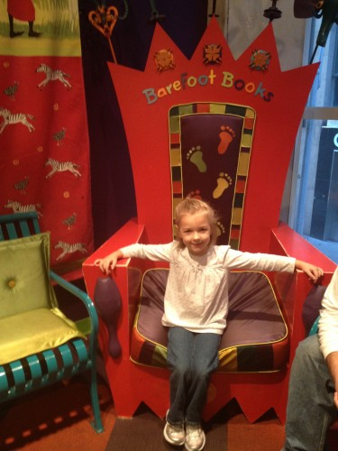 The Barefoot Books Queen