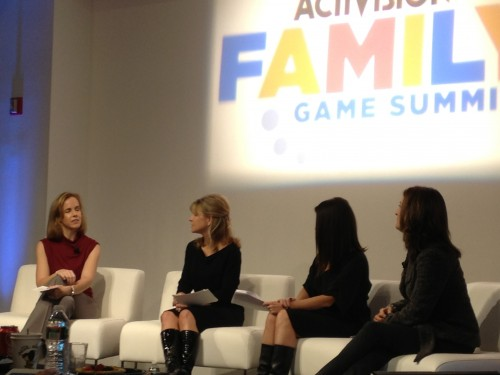 The Activision Family Game Summit Panel