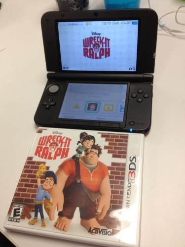 Wreck-It Ralph for the Nintendo 3DS