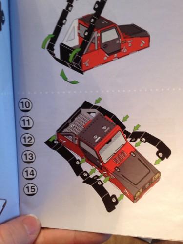 ATV Instruction Booklet