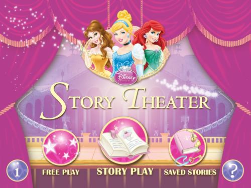 Disney Princess Story Theater
