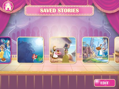 Eva's Saved Stories