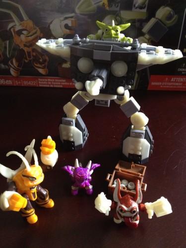 Swarm's Troll Mech Invasion