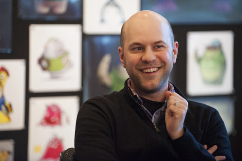 Monsters University Director, Dan Scanlon