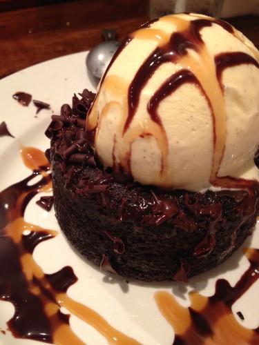 Molten Lava Cake, Yum!