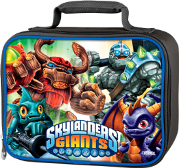 Skylanders Soft Side Lunchbox
