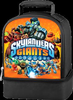 Skylanders Thermos Lunch Box