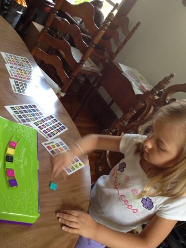 Choosing Tile Colors