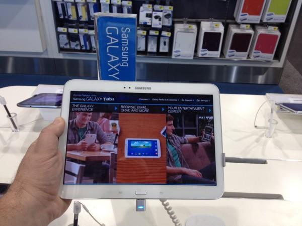 #Shop Samsung Galaxy Tablet 3 #IntelTablets