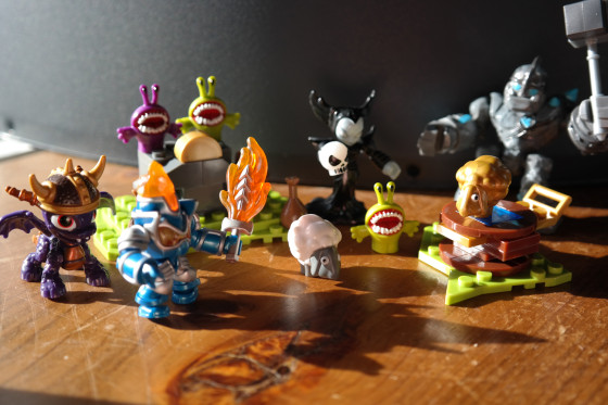 Skylanders Collectors Pack