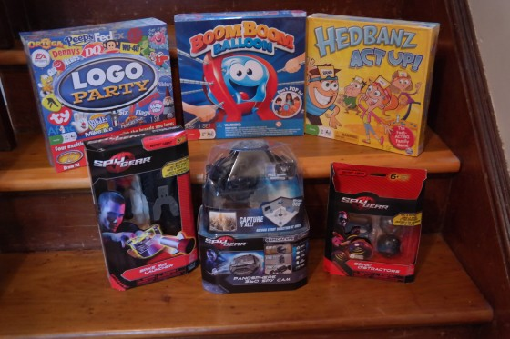Some Excellent Spin Master Toys