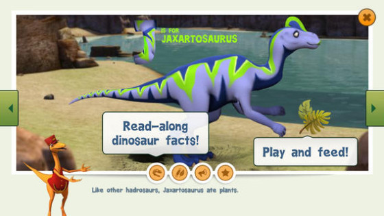 Learn more about each dinosaur