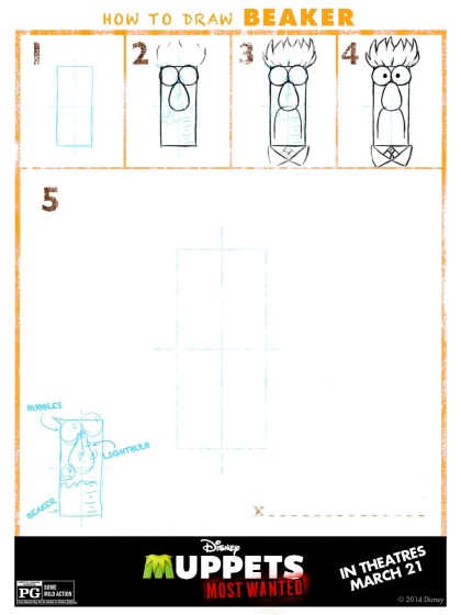 How to Draw Beeker
