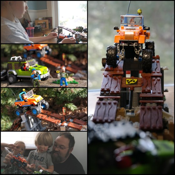 Epic Off-Road Adventure from MEGA Bloks American Builders