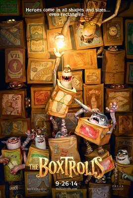 Box Trolls Movie