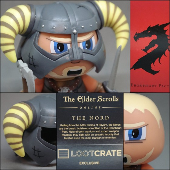 The Nord a Loot Crate Exclusive Figure