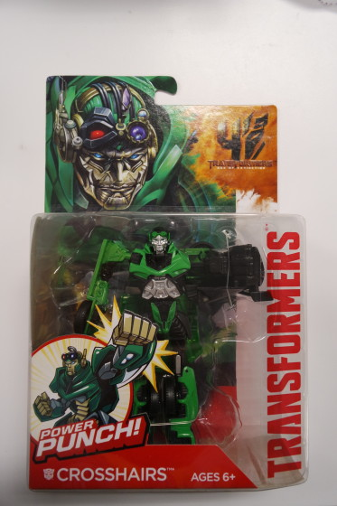 Transformers Power Battlers Crosshairs