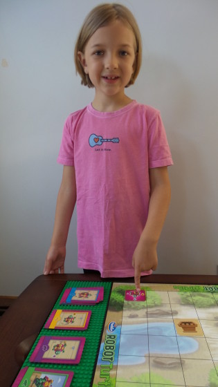 Want Your Kids to Learn to Code, start them on Robot Turtles