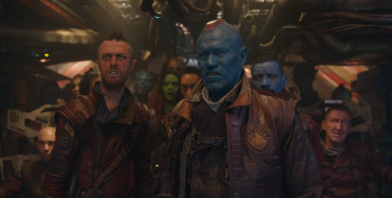 Yondu and the Ravagers