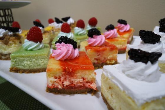 Dessert at the ABC Mom's Mixer