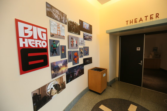 BIG HERO 6 - Walt Disney Animation Studios