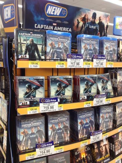 Captain America: The Winter Soldier - #HeroesEatMMs #CBias #CollectiveBias #Shop
