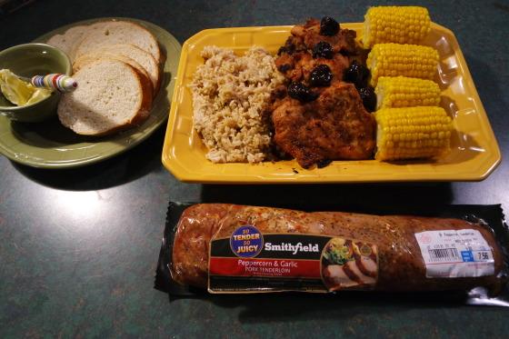 Smithfield Dinner Photo #weavemade #PutPorkontheMenu #Ad