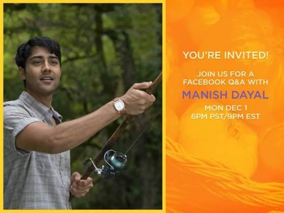 Manish Dayal Q&A
