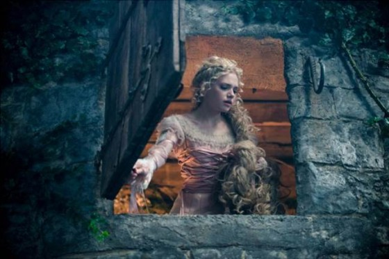 Rapunzel from Into the Woods