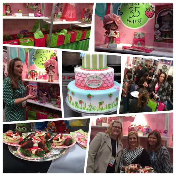Strawberry Shortcake Celebration