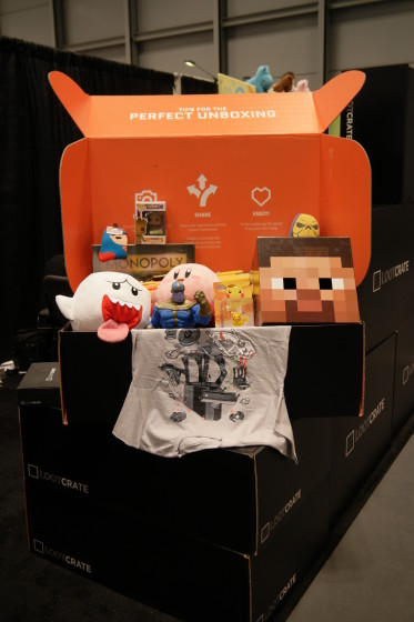 Giant Loot Crate