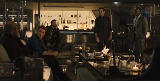 Avengers: Age of Ultron - Hammer Test