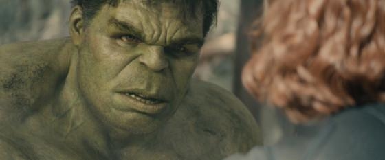 Avengers: Age of Ultron - Hulk and Black Widow