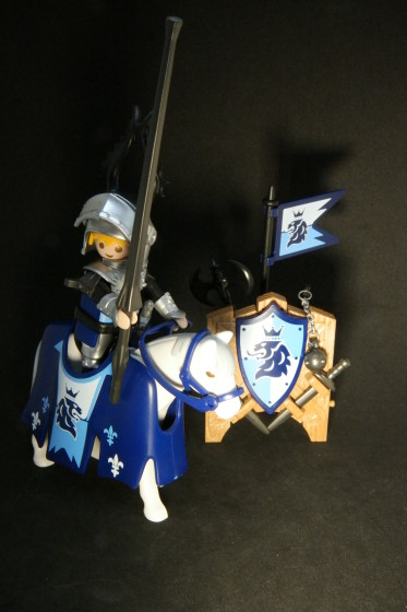 Playmobil - Lion Tournament Knight