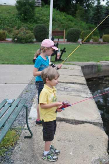 Our Little Fishers
