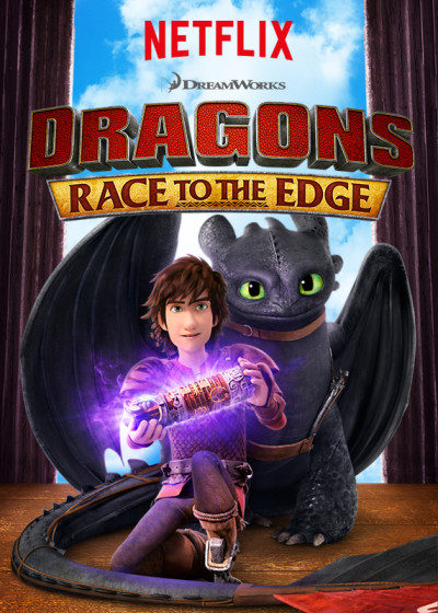 Draongs: Race to the Edge Poster